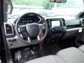 Medium Earth Gray Interior Photo for 2020 Ford F150 #138430129