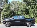 Diamond Black Crystal Pearl 2020 Ram 1500 Rebel Crew Cab 4x4
