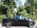 Diamond Black Crystal Pearl - 1500 Rebel Crew Cab 4x4 Photo No. 5