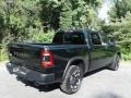 Diamond Black Crystal Pearl - 1500 Rebel Crew Cab 4x4 Photo No. 6