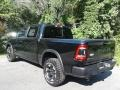 Diamond Black Crystal Pearl - 1500 Rebel Crew Cab 4x4 Photo No. 9