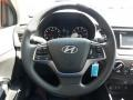 2020 Accent SE Steering Wheel