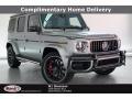 designo Platinum Magno (Matte) 2020 Mercedes-Benz G 63 AMG