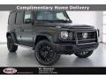 designo Night Black Magno (Matte) 2020 Mercedes-Benz G 550