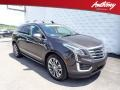 Dark Granite Metallic 2018 Cadillac XT5 Premium Luxury AWD