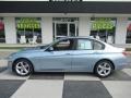 Liquid Blue Metallic 2013 BMW 3 Series 328i Sedan