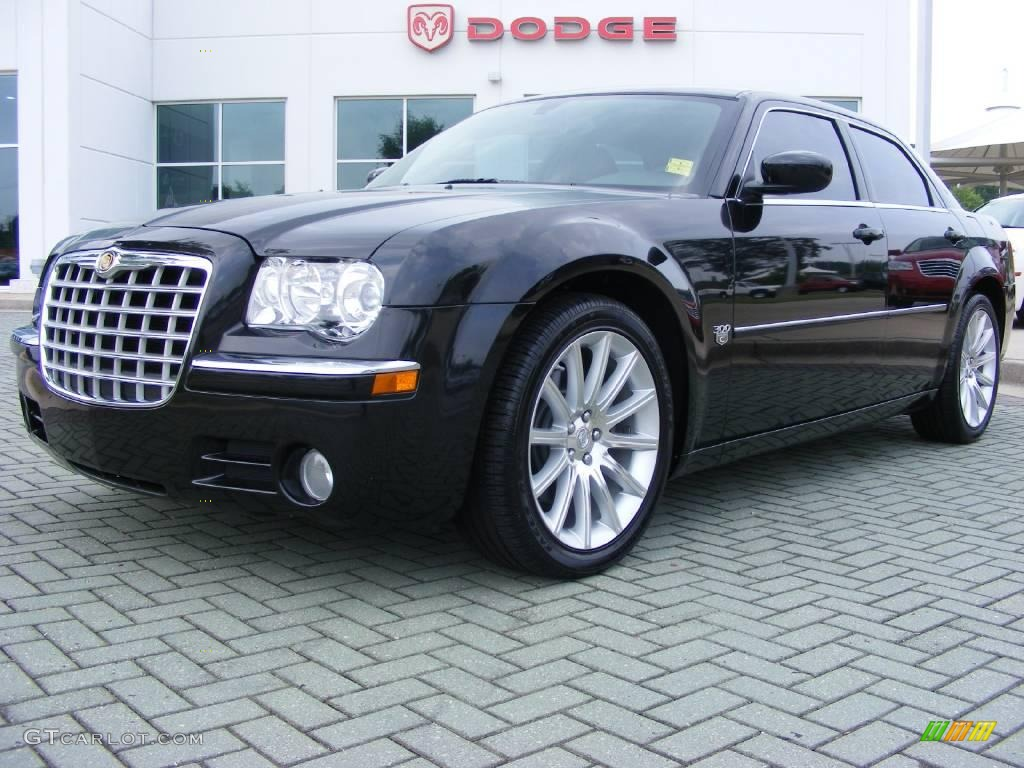 2007 brilliant black chrysler 300 c srt design 13822210. Black Bedroom Furniture Sets. Home Design Ideas