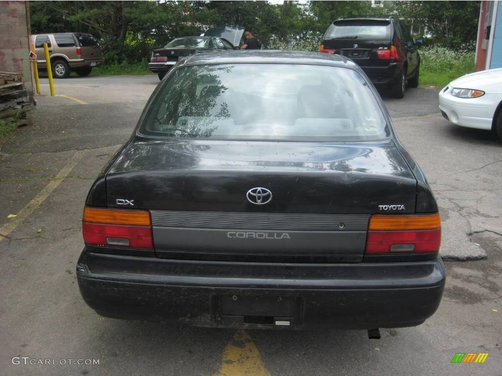 Kelebihan Toyota Corolla 1994 Spesifikasi