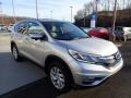 2016 Alabaster Silver Metallic Honda CR-V EX AWD  photo #7