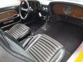 1970 Ford Mustang Black Interior Interior Photo