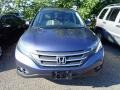 2012 Twilight Blue Metallic Honda CR-V EX-L 4WD  photo #3