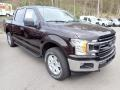 2020 Magma Red Ford F150 XLT SuperCrew 4x4  photo #3
