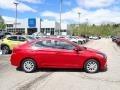 Pomegranate Red 2020 Hyundai Accent SEL