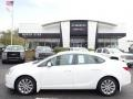 Summit White 2016 Buick Verano Verano Group