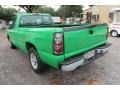 Dark Green Metallic - Silverado 1500 Work Truck Regular Cab Photo No. 6