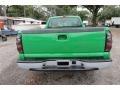 Dark Green Metallic - Silverado 1500 Work Truck Regular Cab Photo No. 8