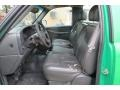 Dark Green Metallic - Silverado 1500 Work Truck Regular Cab Photo No. 15
