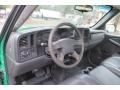 Dark Green Metallic - Silverado 1500 Work Truck Regular Cab Photo No. 17