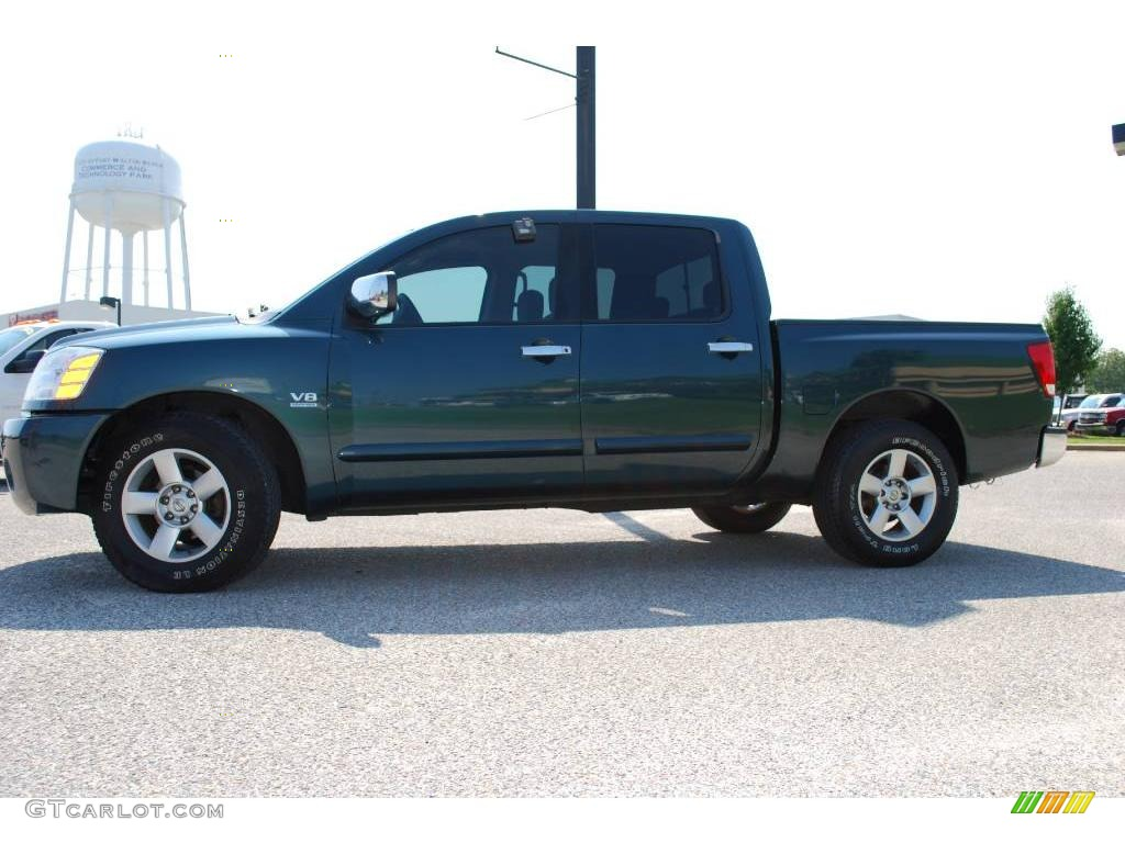 2004 deep water bluegreen nissan titan se crew cab 13818742 2004 titan se crew cab deep water bluegreen graphitetitanium photo vanachro Choice Image