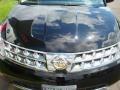 2007 Super Black Nissan Murano SL AWD  photo #15