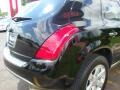 2007 Super Black Nissan Murano SL AWD  photo #20