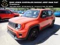 2020 Omaha Orange Jeep Renegade Sport #138487062
