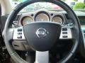 2007 Super Black Nissan Murano SL AWD  photo #33