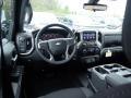 2020 Chevrolet Silverado 1500 Jet Black Interior Dashboard Photo