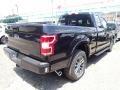 2020 Agate Black Ford F150 XLT SuperCab 4x4  photo #5