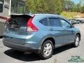 2014 Twilight Blue Metallic Honda CR-V EX-L AWD  photo #5