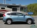 2014 Twilight Blue Metallic Honda CR-V EX-L AWD  photo #6
