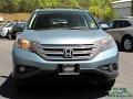 2014 Twilight Blue Metallic Honda CR-V EX-L AWD  photo #8