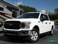 2020 Oxford White Ford F150 XL SuperCrew 4x4  photo #1
