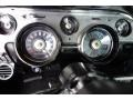 1967 Ford Mustang Deluxe Black Interior Gauges Photo