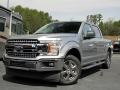 2020 Iconic Silver Ford F150 XLT SuperCrew  photo #1