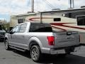 2020 Iconic Silver Ford F150 XLT SuperCrew  photo #3
