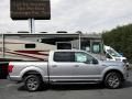 2020 Iconic Silver Ford F150 XLT SuperCrew  photo #6