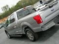 2020 Iconic Silver Ford F150 XLT SuperCrew  photo #37