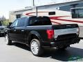 2020 Agate Black Ford F150 Limited SuperCrew 4x4  photo #3