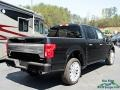 2020 Agate Black Ford F150 Limited SuperCrew 4x4  photo #5