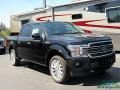 2020 Agate Black Ford F150 Limited SuperCrew 4x4  photo #7