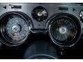 1967 Ford Mustang Black Interior Gauges Photo