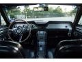1967 Ford Mustang Black Interior Dashboard Photo