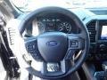 2020 Agate Black Ford F150 XLT SuperCab 4x4  photo #17