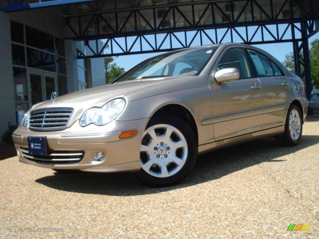 2005 desert silver metallic mercedes benz c 240 4matic for Mercedes benz c 240