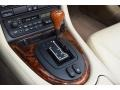 1997 Jaguar XK Cashmere Interior Transmission Photo