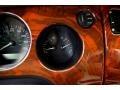 1997 Jaguar XK Cashmere Interior Gauges Photo