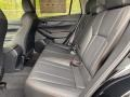Black Rear Seat Photo for 2020 Subaru Crosstrek #138751167