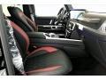 2020 G 550 Black/Bengal Red Insert Interior