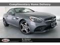 Selenite Gray Metallic 2020 Mercedes-Benz SLC 300 Roadster